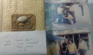 2005年,我們在巴里島